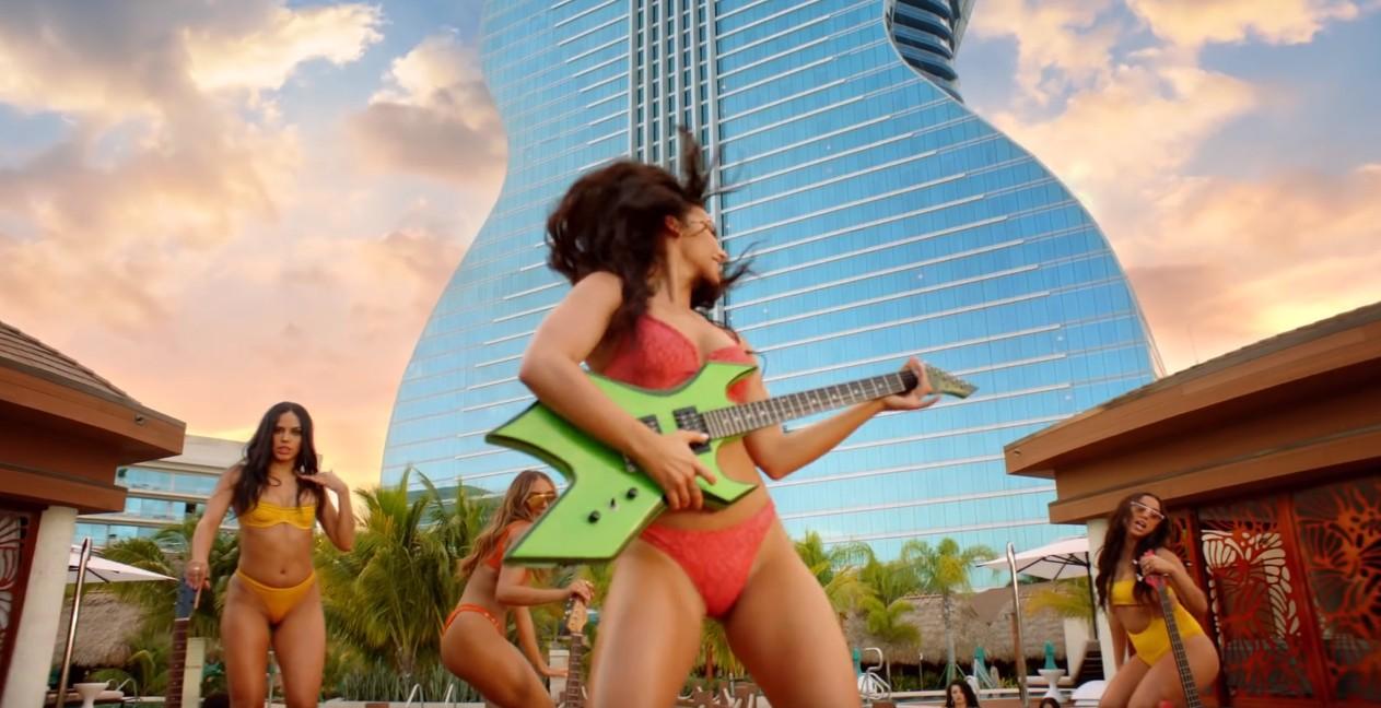 Music video for Pitbull